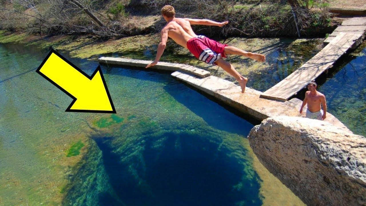千萬不能往下潛!世上最危險的游泳景點TOP6!