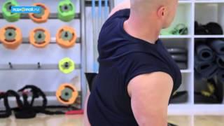 15-минутная тренировка: подтягиваем живот