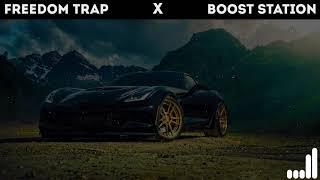 Post Malone - Fall Apart (LOUIEJAYXX Remix) (Bass Boosted) Freedom Trap x Boost Station