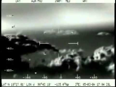 Video ovni fuerza aerea mexicana 2004