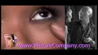 Trang diem mat mau tim de thuong - Purple Smokey Eyes Makeup