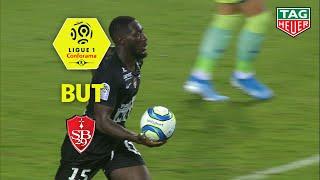 But Alexandre MENDY (77') / AS Monaco - Stade Brestois 29 (4-1)  (ASM-BREST)/ 2019-20
