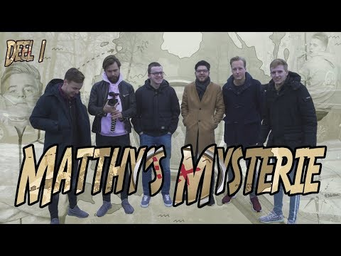 WELK TEAM KAN MATTHY'S MYSTERIE OPLOSSEN!?