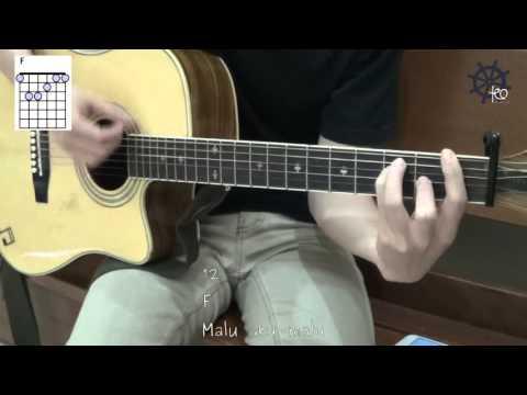 5 MENIT Belajar Gitar (Kisah Kasih Di Sekolah - Chrisye)
