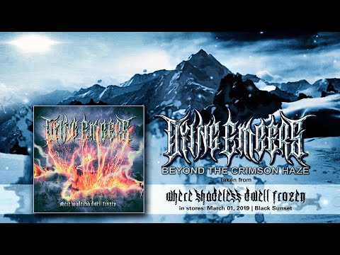 DYING EMBERS - Beyond The Crimson Haze (official lyric video)