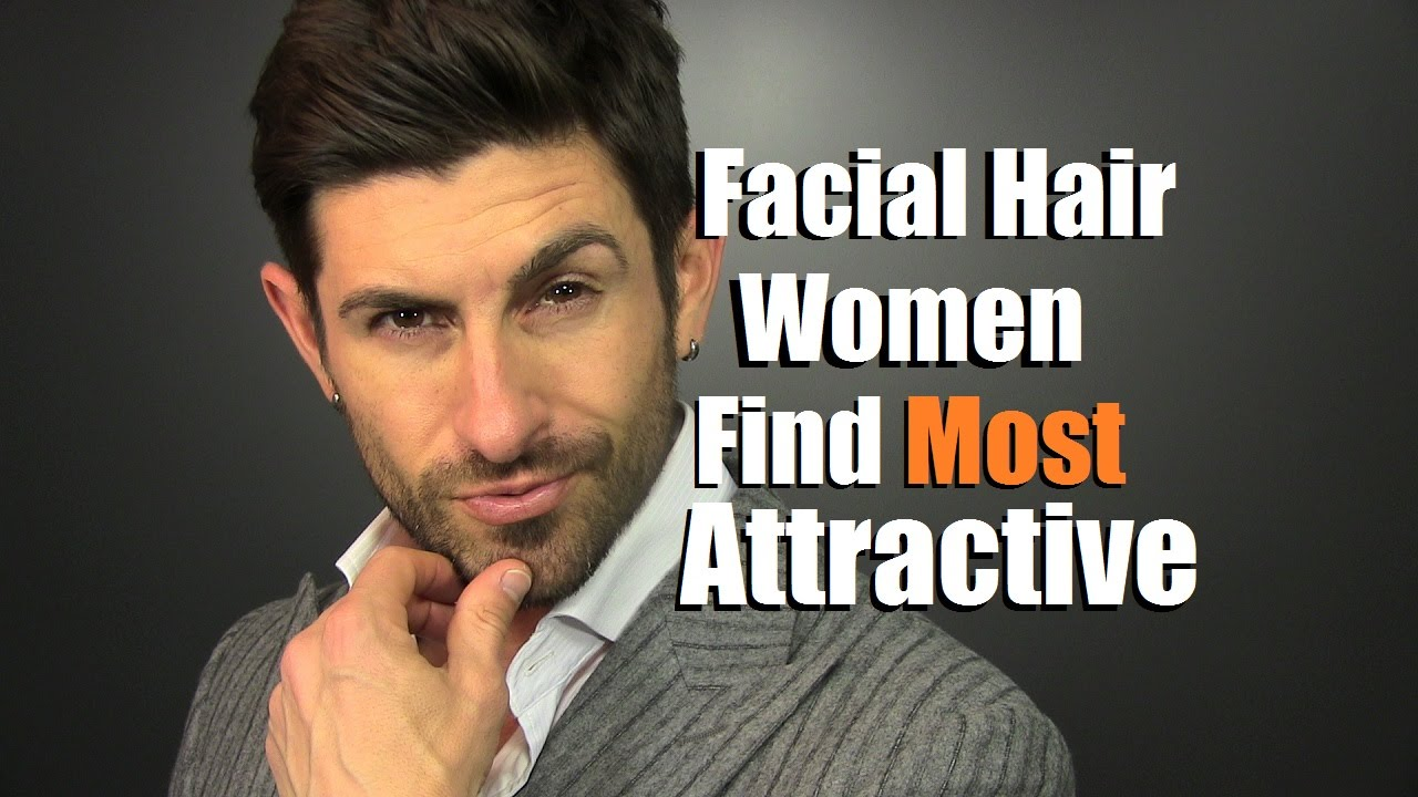 what facial features do men find attractive professor