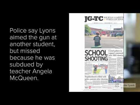 September 2017 shooting at Mattoon High School