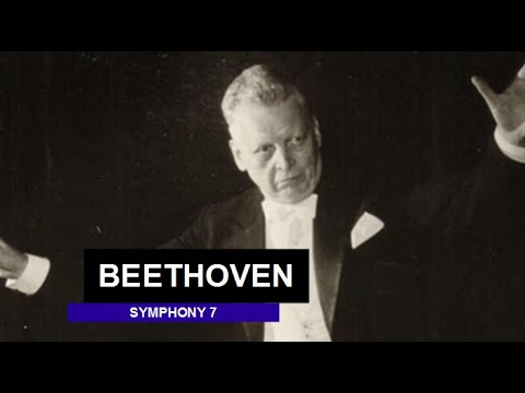 Beethoven, Symphony No.7 in A Major, Op.92 / Hemann Abendroth