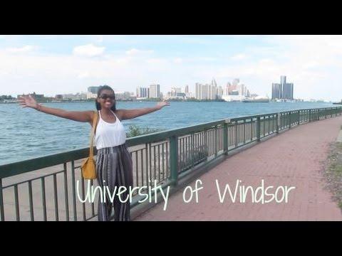 University of Windsor  College Road Trip Vlog Day #3