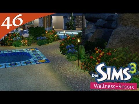 Hausbau-Reihe 3-46: Wellness-Resort [Let's Build Sims 3 Haus]