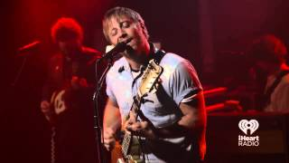 The Black Keys - Gotta Get Away [Live iHeart Radio 2015] HD.