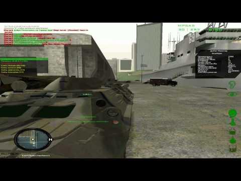 Обзор сервера MTA Dayz Zombie Survival