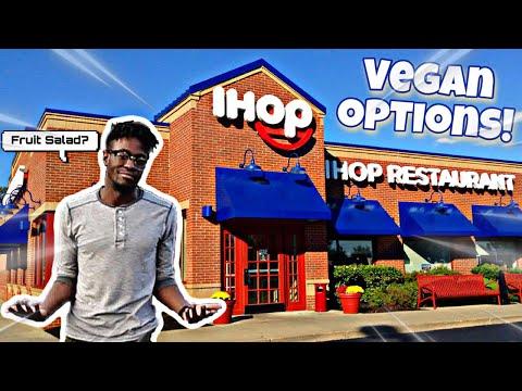 Does IHOP Have Vegan Options!? | The Melanated Vegan