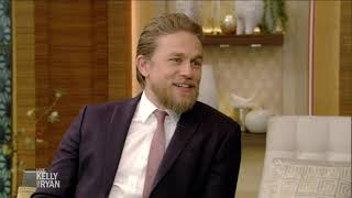 Charlie Hunnam Talks About His Friendship with Rami Malek