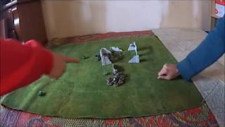 Playing the Encounter Scenario from GW Fellowship of the Ring