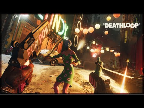 Deathloop en PLAYSTATION 5  Vegetta777