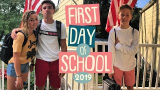 First Day Of School *High School & Middle School* (back to school 2019)