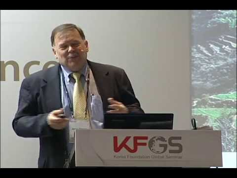 Warren Evans: Achieving Green Growth for Sustainable Development-some challenges and solutions