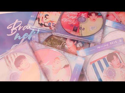 unboxing【BTOB】『Brand new days ~どんな未来を~』全形態CD開封 앨범 후기