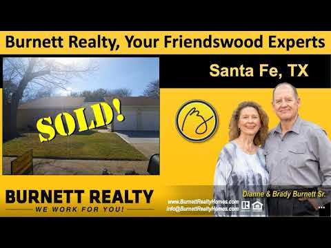 Santa Fe real estate near Coastal Alternative Program CAP | Santa Fe TX 77510