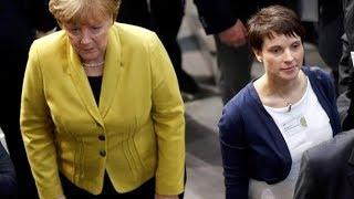 Repeat youtube video Предсказание о новом канцлере Германии
