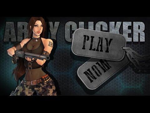 army clicker trailer youtube