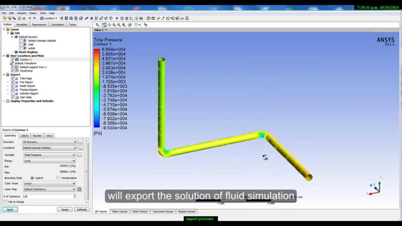 Chapter 1 Introduction to the ANSYS CFX Tutorials
