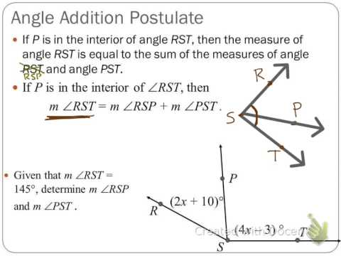 Sec 1.4:  Measure and Classify Angles