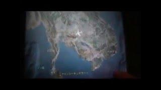 Repeat youtube video セントレアからタイ航空B777-200ERでバンコクへ