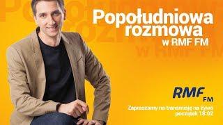 Andrzej Wielowieyski w Popołudniowej rozmowie w RMF FM. Zobacz! - Na żywo