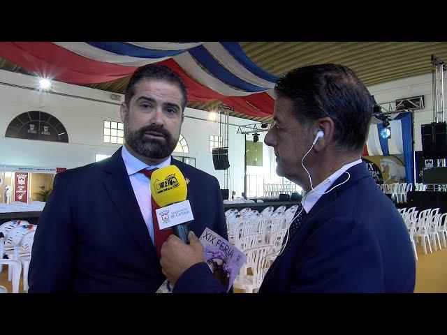 Inauguración XIX Feria del Caballo y sus Complementos