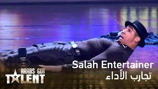 Arabs Got Talent - الجزائر - المغرب - Salah Entertainer