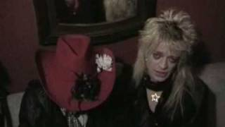 Hanoi Rocks - Rock Hard Interview Italy Gennaio 2003