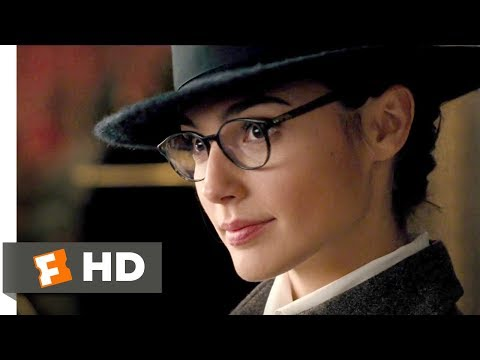 Wonder Woman (2017) - Dress Shopping Scene (4/10) | Movieclips