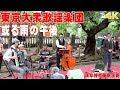 「或る雨の午後」東京大衆歌謡楽団(歌詞つき) 2018/6/17浅草神社・奉納演奏【4K】