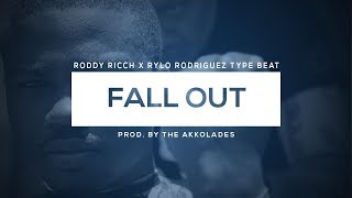 [FREE] Roddy Ricch x Rylo Rodriguez Type Beat 2019 - Fall Out