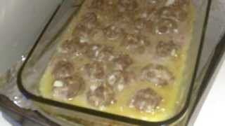 Gluten Free Meat Balls/ Silly Commentary by Katie Thumbnail