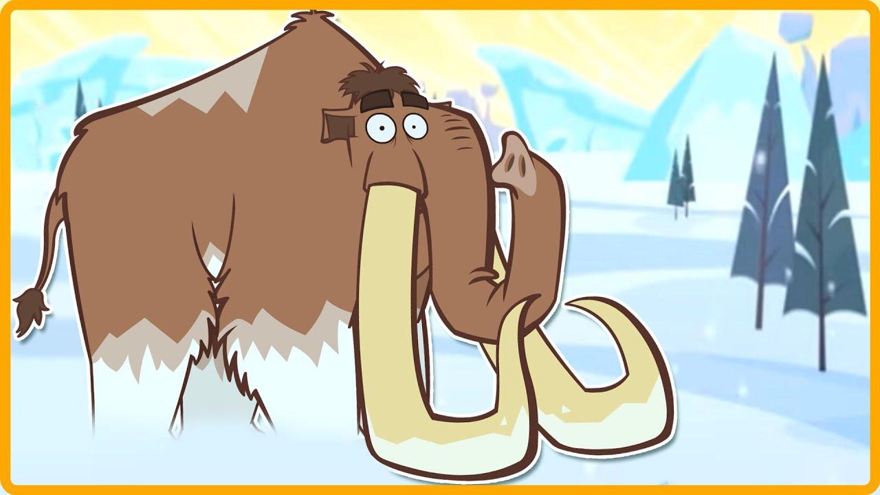 Dessin anim des dinosaures wolly mammoth cartoons for - Dinosaure dessin anime disney ...