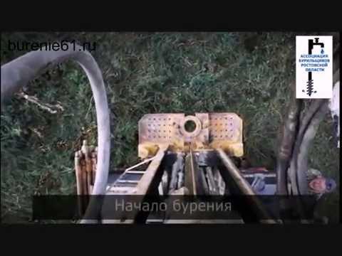 Бурение скважины на воду в Ростовской области и Ростове-на-Дону