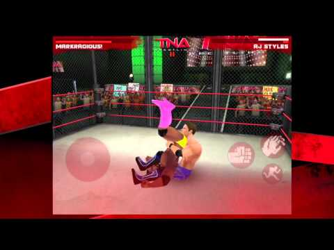 TNA Wrestling iMPACT! - Trailer - iOS Android Mobile