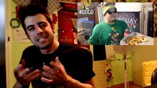 AuronPlay Critica A Mr Graso