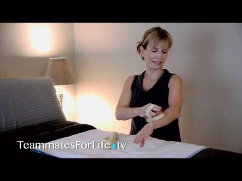 Lymphatic Drainage Part 1: Dry Skin Brushing