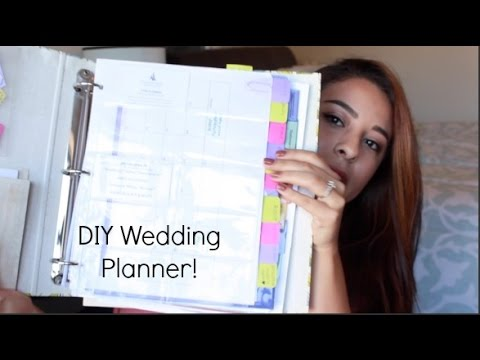 How to diy wedding planning binder how to wedding planning youtube how to diy wedding planning binder how to wedding planning solutioingenieria