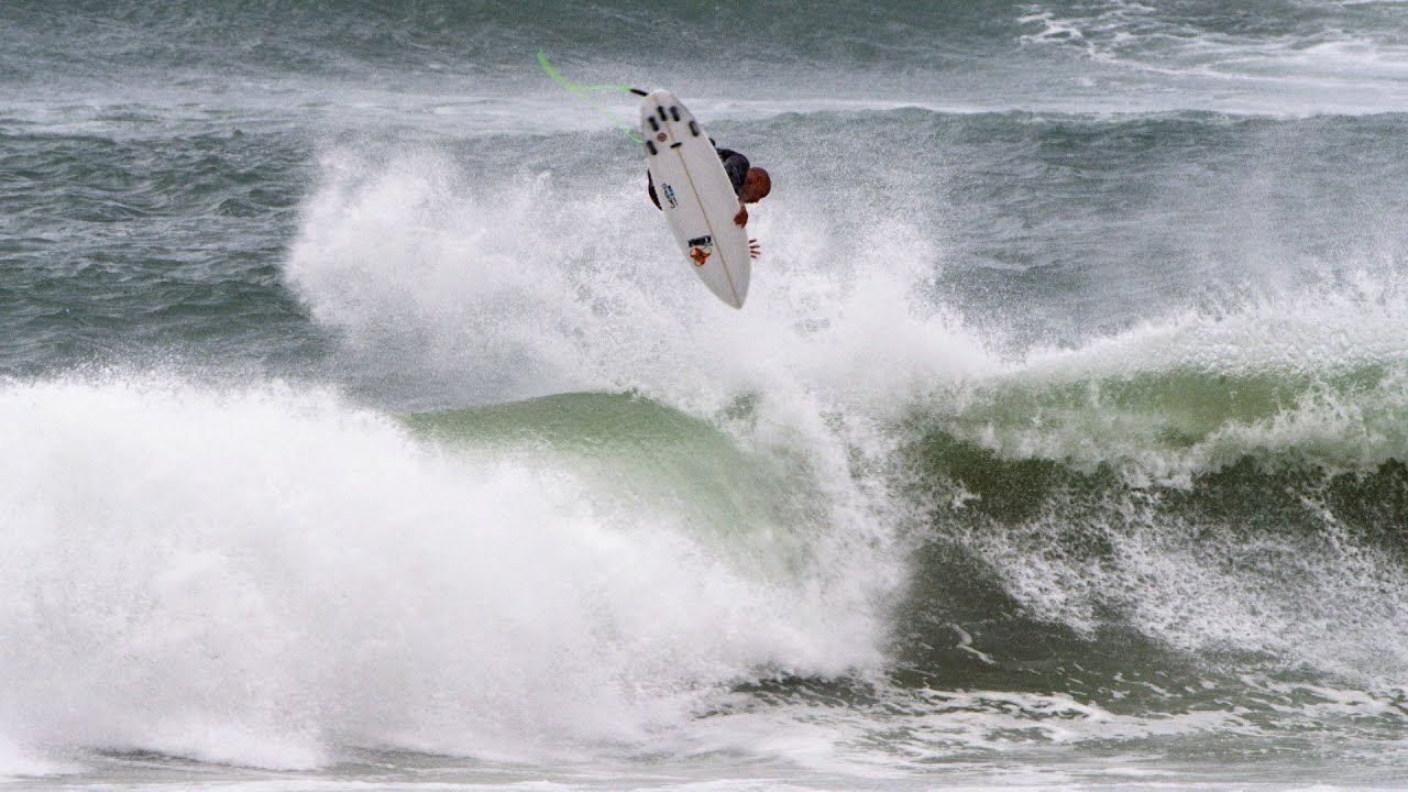Kelly Slater s 540 Red Camera Footage of the Best Air Ever