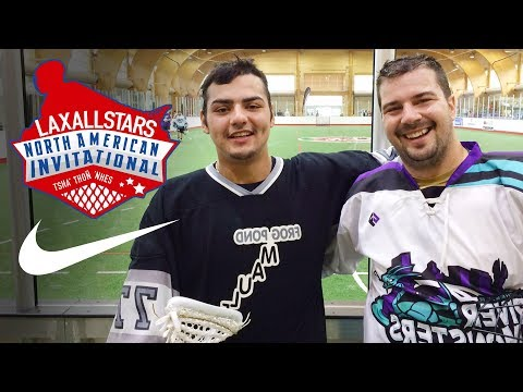 Rochester River Monsters v Frog Pond Maulers  LASNAI presented  Nike