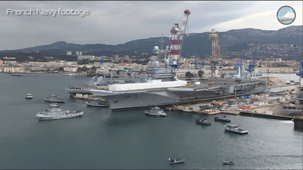 New Navy Aircraft Carrier