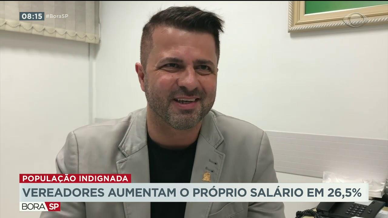 Vereadores de São Bernardo do Campo aumentam o próprio salário