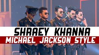 Indian Boys Michal Jackson Style Shraey Khanna Live Eema Bollywood Jackson Usa MP3