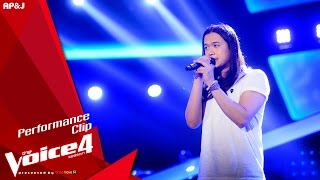 The Voice Thailand - เบียร์ ภควัฏ - ทำไม - 4 Oct 2015