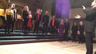 Jeg synger julekvad - Vokalensemblet Skrik